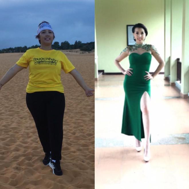 Hành trình cởi bỏ 30kg trọng lượng cơ thể của Thanh Huyền - tân Quán quân Bước nhảy ngàn cân - Ảnh 17.