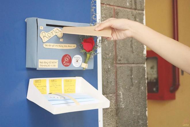 Phòng mạch chữa bệnh tim reng: Dự án 20/11 siêu đáng yêu của HS trường THPT Chuyên Trần Đại Nghĩa - ảnh 5