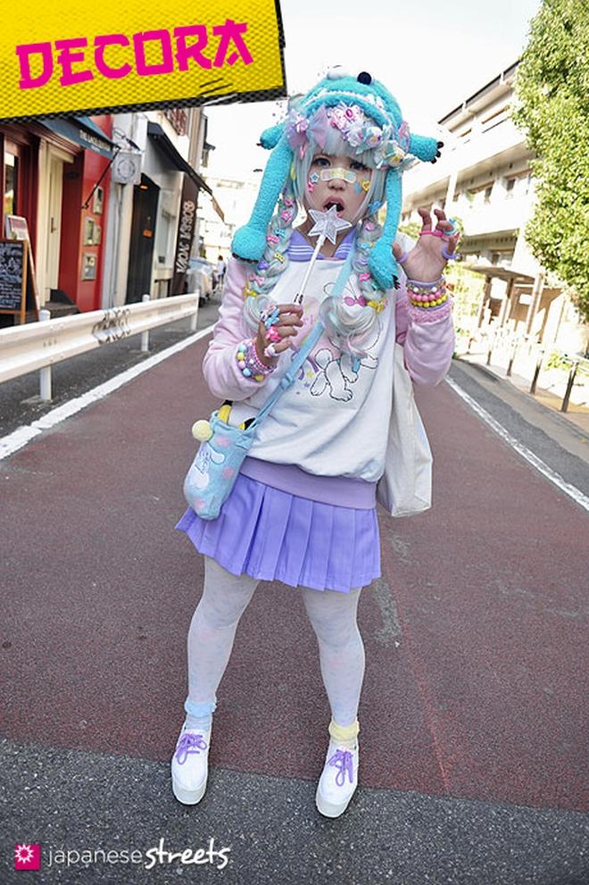 """""""Cái chết"""" của một nét văn hóa Nhật Bản: thời trang đường phố Harajuku giờ đã lùi vào dĩ vãng - Ảnh 4."""