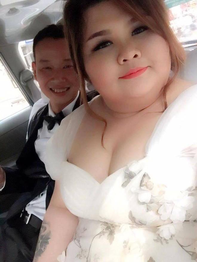 Vỗ béo người yêu từ 90kg lên 120kg rồi mới cưới, ông chồng của năm đây rồi! - ảnh 3