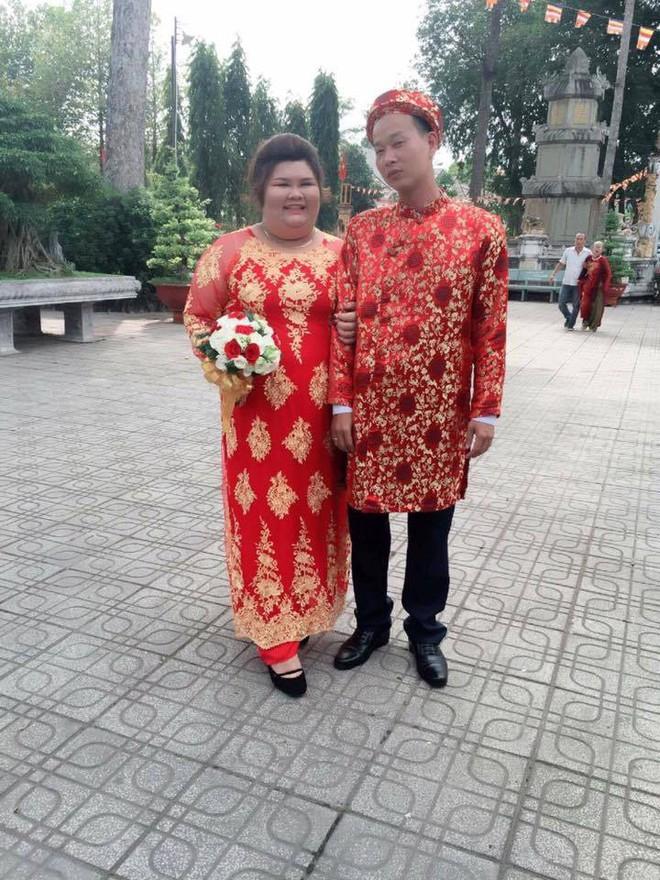 Vỗ béo người yêu từ 90kg lên 120kg rồi mới cưới, ông chồng của năm đây rồi! - ảnh 5