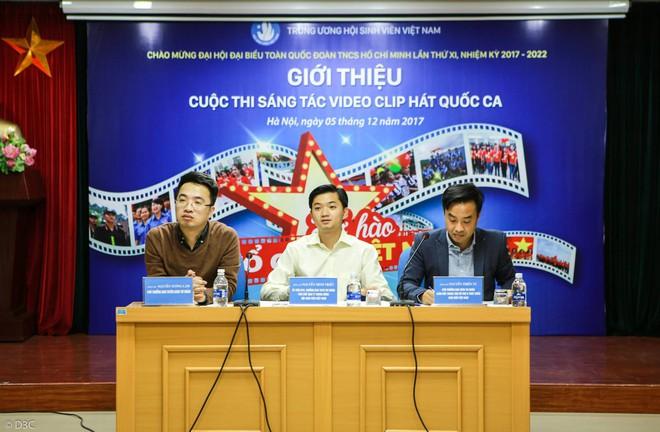 Phát động cuộc thi sáng tác video hát Quốc ca Tự hào Tổ quốc Việt Nam - Ảnh 1.