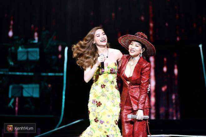 Hồ Ngọc Hà: Tôi luôn phải nín, nhường phần thắng mỗi khi Thu Minh cất tiếng hát - Ảnh 2.