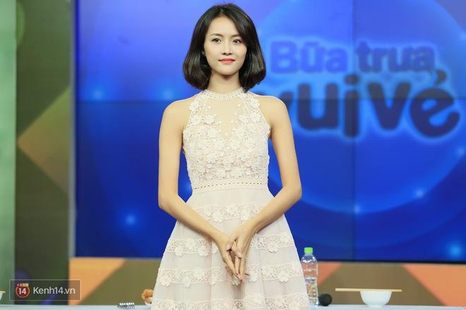 Xuất hiện xinh đẹp như công chúa, Trương Mỹ Nhân gây chú ý khi tiết lộ mẫu hình bạn trai lý tưởng - Ảnh 11.