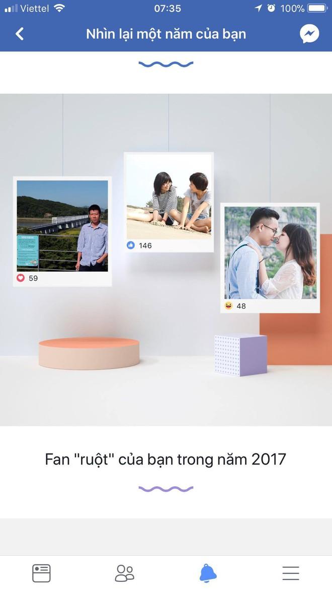 Facebook cho nhìn lại một năm rồi kìa, bạn đã có chưa? - ảnh 2