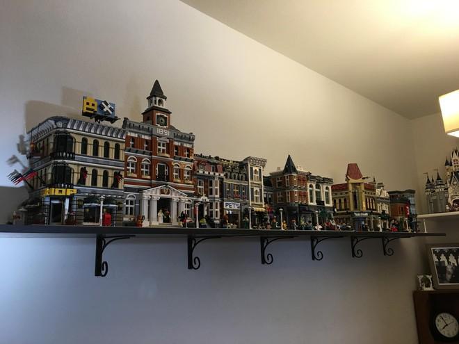 Ngắm 15 công trình LEGO tỉ mỉ khiến cả người không chơi cũng mê tít - Ảnh 15.