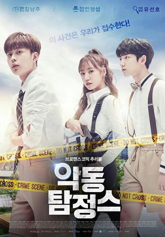 Điểm mặt 13 phim Hàn tháng 9: Toàn sao đình đám đổ bộ màn ảnh nhỏ! - Ảnh 46.