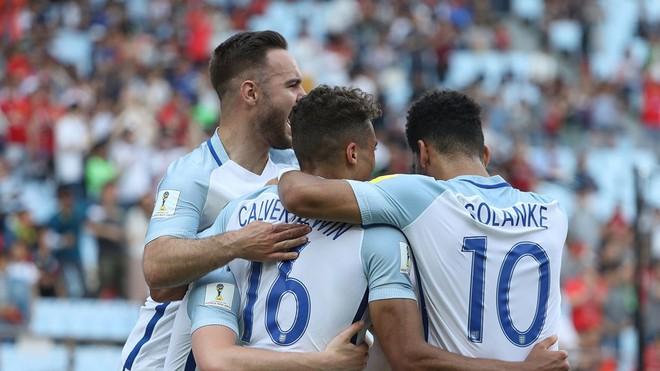 Đàn em Messi thua tan nát trước U20 Anh ngày khai mạc U20 World Cup 2017 - ảnh 4
