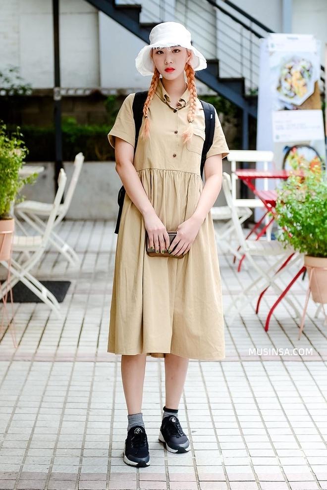 Street style Hàn Quốc cứ chất lừ như thế này bảo sao bạn trẻ nào cũng muốn bắt chước - Ảnh 3.