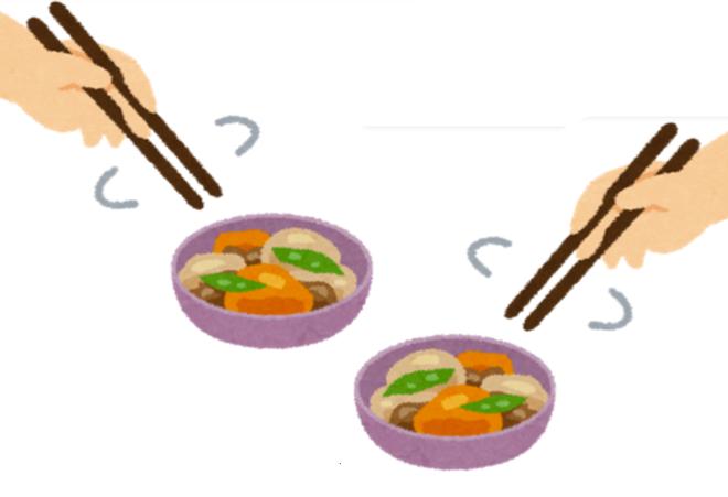 Dùng đũa thế nào để đúng chuẩn của người Nhật Bản, bạn đã biết chưa? - ảnh 5