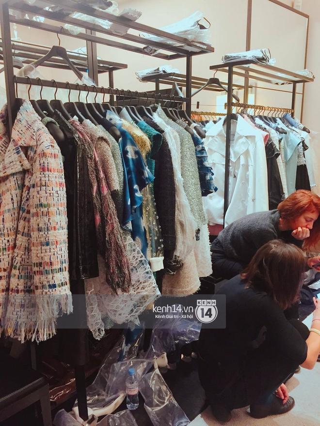 Độc quyền: Sau Louis Vuitton, Thùy Trang tiếp tục trình diễn cho private show của Chanel - Ảnh 5.