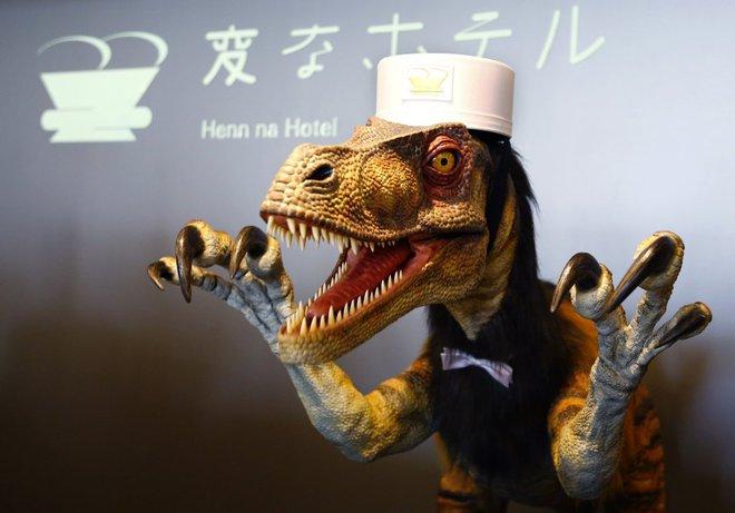 Một khách sạn ở Nhật Bản đang bị robot chiếm đóng, đây là những gì bạn sẽ thấy ở khách sạn này - ảnh 3