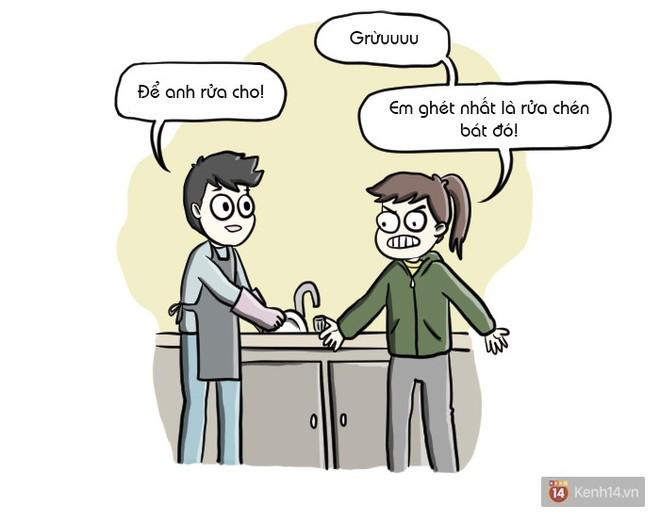 """9 minh họa điển hình chứng minh rằng: Có bạn trai là có được """"món hời"""" siêu khủng! - Ảnh 5."""