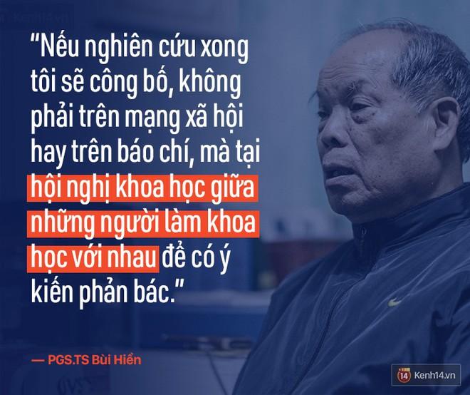 PGS.TS Bùi Hiền nói về đề xuất cải tiến tiếng Việt bị ném đá: Họ dùng chính chữ của tôi để chửi tôi, chứng tỏ chữ này rất nhạy, rất nhanh vào đầu! - Ảnh 4.