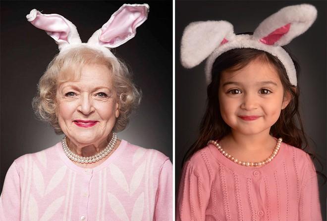 Cô bé 3 tuổi hóa trang xuất thần thành những người nổi tiếng và câu chuyện cảm động đằng sau đó - Ảnh 7.