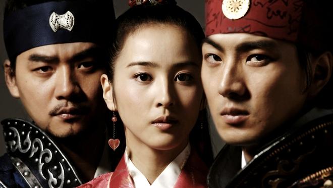 12 phim cổ trang Hàn Quốc cực hay mà mọt phim nào cũng nên biết - Ảnh 4.