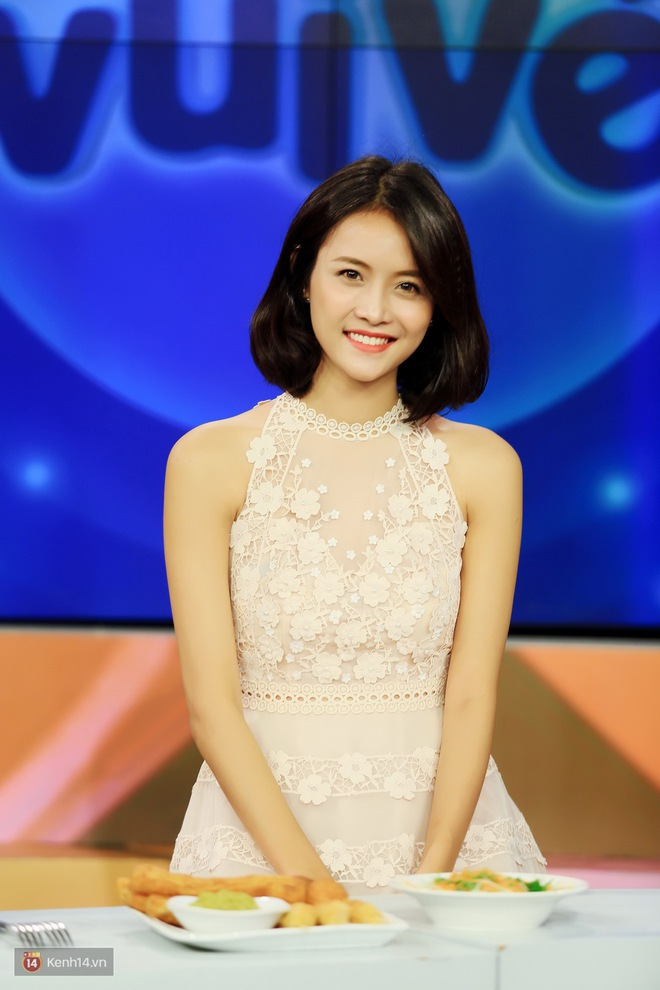 Xuất hiện xinh đẹp như công chúa, Trương Mỹ Nhân gây chú ý khi tiết lộ mẫu hình bạn trai lý tưởng - Ảnh 12.