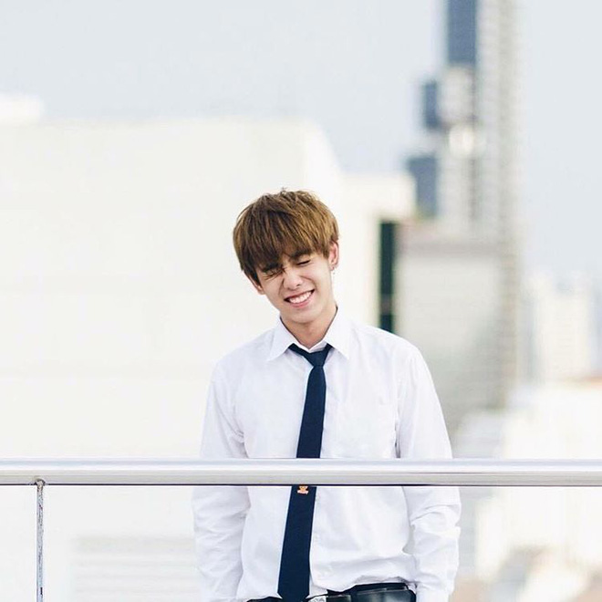 Dàn trai đẹp khiến các thiếu nữ phải xao xuyến trái tim của trường Đại học danh giá nhất Thái Lan - Ảnh 8.