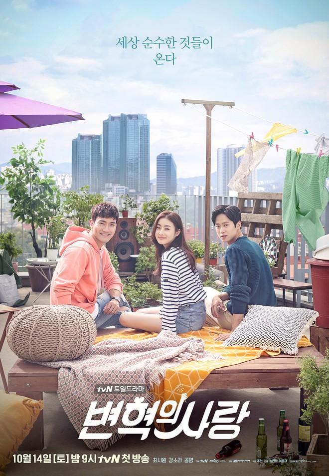 11 phim Hàn tuyệt hay gồm toàn trai xinh gái đẹp lên sóng tháng 10 - Ảnh 36.