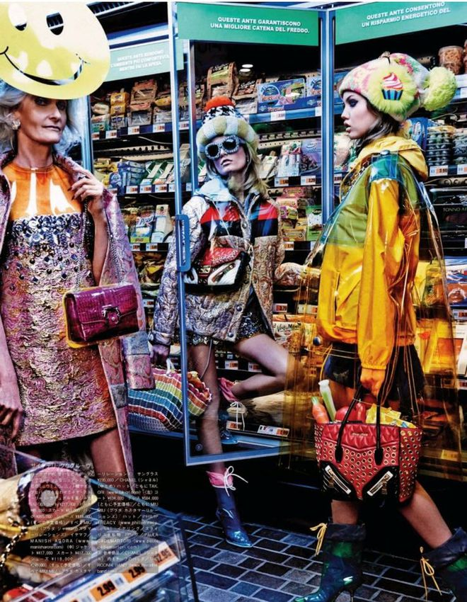 """""""Cái chết"""" của một nét văn hóa Nhật Bản: thời trang đường phố Harajuku giờ đã lùi vào dĩ vãng - Ảnh 12."""