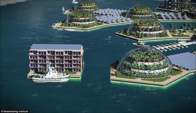 Chưa đầy 3 năm nữa, thành phố nổi đầu tiên trên thế giới sẽ xuất hiện và đó sẽ là một công trình vĩ đại - ảnh 6