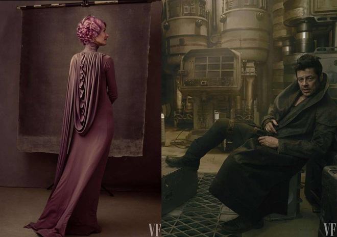 """Hé lộ vai diễn của Ngô Thanh Vân trong bom tấn """"Star Wars: The Last Jedi"""" - Ảnh 4."""