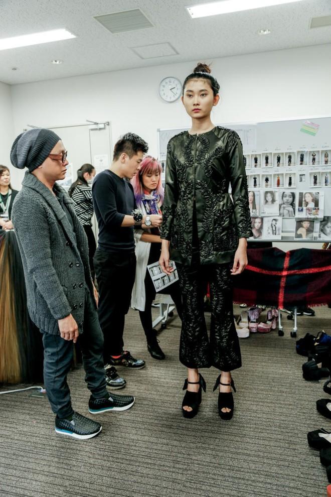 Kim Nhung - Người mẫu bỏ thi The Face, chê Hoàng Thùy ai dạy ai thật ra chưa biết là ai? - Ảnh 8.