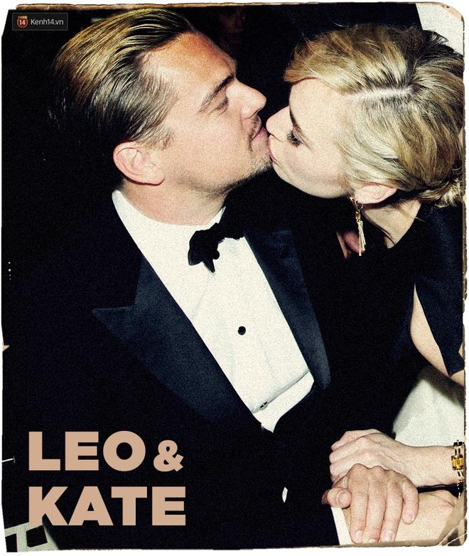 Leonardo và Kate: Tay sát gái bậc nhất Hollywood chỉ một mực ở bên cô bạn thân suốt 20 năm - ảnh 10