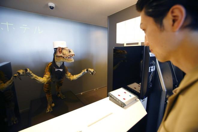 Một khách sạn ở Nhật Bản đang bị robot chiếm đóng, đây là những gì bạn sẽ thấy ở khách sạn này - ảnh 4