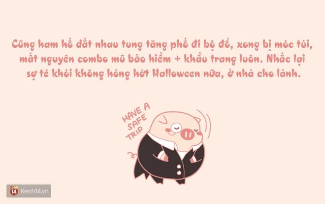 Yêu nhau là muốn cùng nhau làm nên những kỷ niệm đẹp, Halloween cũng không phải ngoại lệ! - Ảnh 7.
