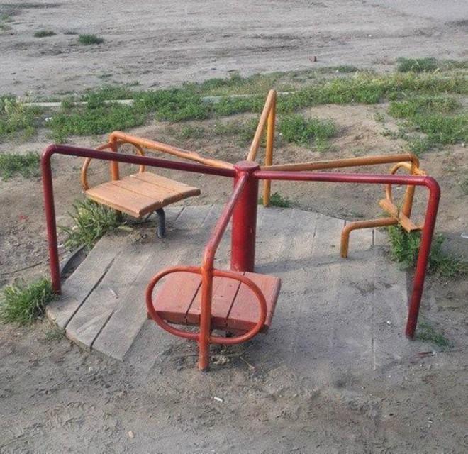 12 thảm họa sân chơi trẻ em của những kiến trúc sư không có tâm cho lắm - Ảnh 13.