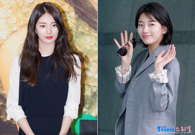 Các nữ thần xứ Hàn thi nhau cắt tóc: người giữ được phong độ nhan sắc, người lại tụt hạng không thương tiếc - ảnh 4