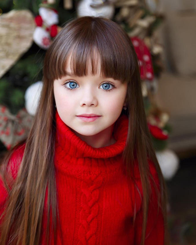 Chiêm ngưỡng dung nhan của bé gái xinh nhất thế giới - Ảnh 7.