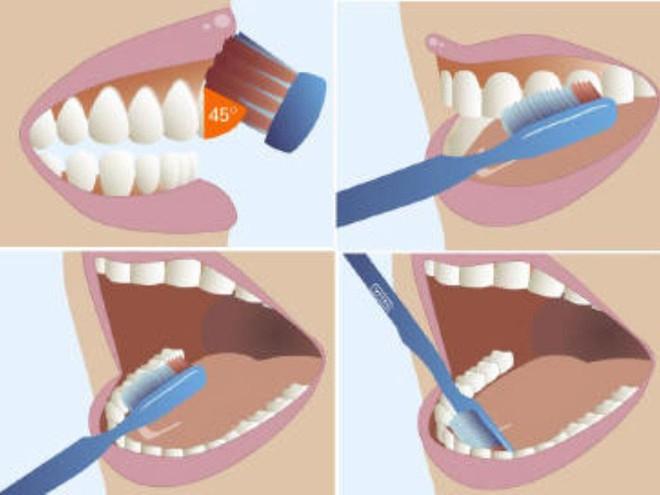Đánh răng mỗi ngày nhưng không phải ai cũng làm đúng cách - Ảnh 4.