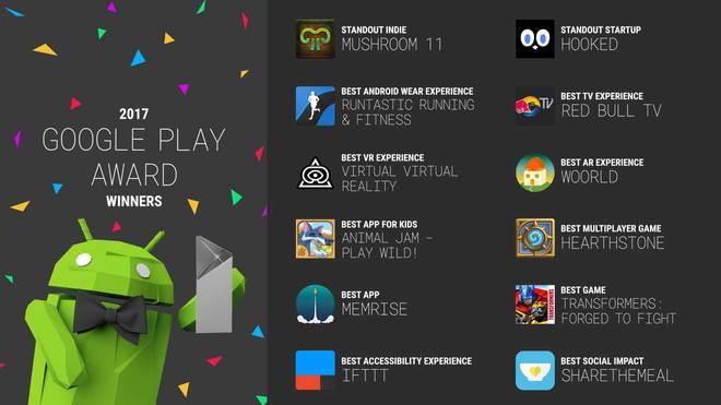 12 ứng dụng tốt nhất năm do chính Google bình chọn, bạn phải cài ngay không thì tiếc lắm - Ảnh 1.