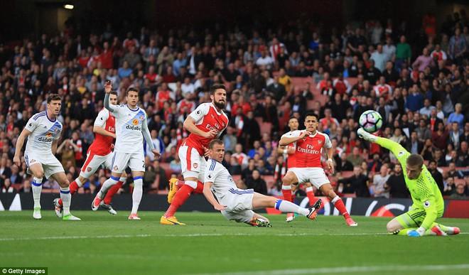Cú đúp của Sanchez giúp Arsenal nuôi hy vọng dự Champions League - Ảnh 6.