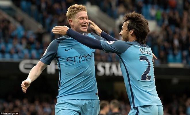 Hạ West Brom, Man City cần thêm 1 điểm để dự Champions League - Ảnh 4.