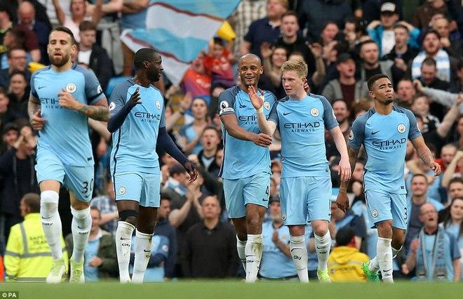 Hạ West Brom, Man City cần thêm 1 điểm để dự Champions League - Ảnh 7.