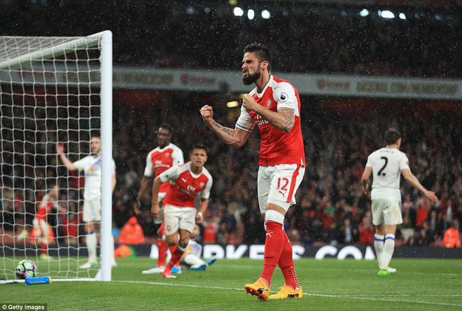 Cú đúp của Sanchez giúp Arsenal nuôi hy vọng dự Champions League - Ảnh 15.