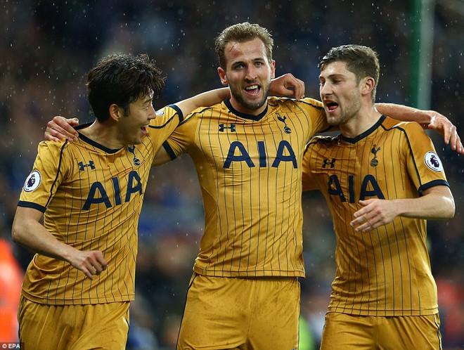 Harry Kane ghi 4 bàn vào lưới nhà cựu vô địch Ngoại hạng Anh - Ảnh 3.
