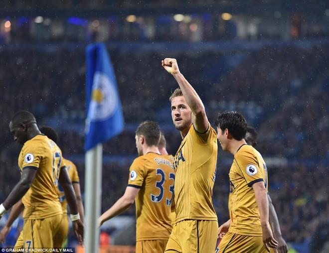 Harry Kane ghi 4 bàn vào lưới nhà cựu vô địch Ngoại hạng Anh - Ảnh 4.