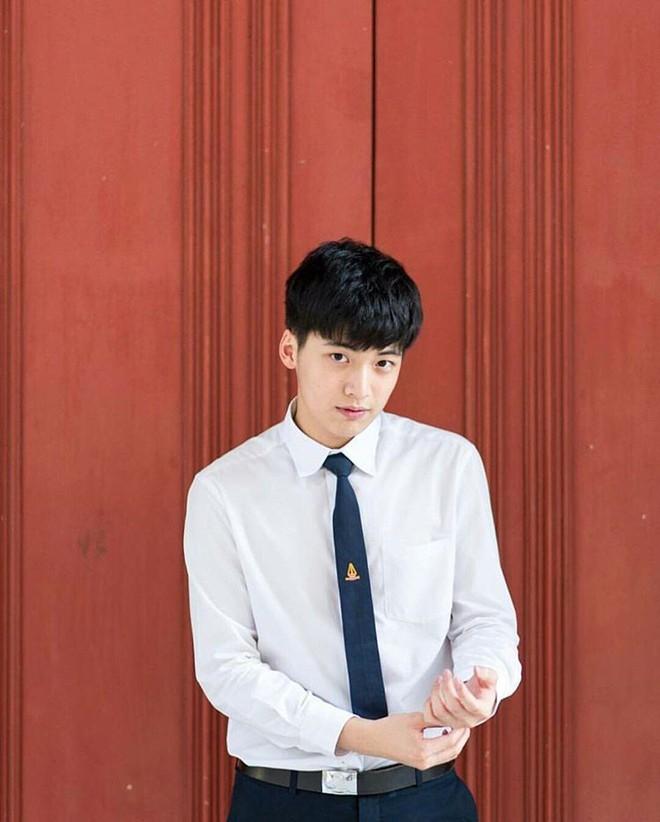 Dàn trai đẹp khiến các thiếu nữ phải xao xuyến trái tim của trường Đại học danh giá nhất Thái Lan - Ảnh 6.
