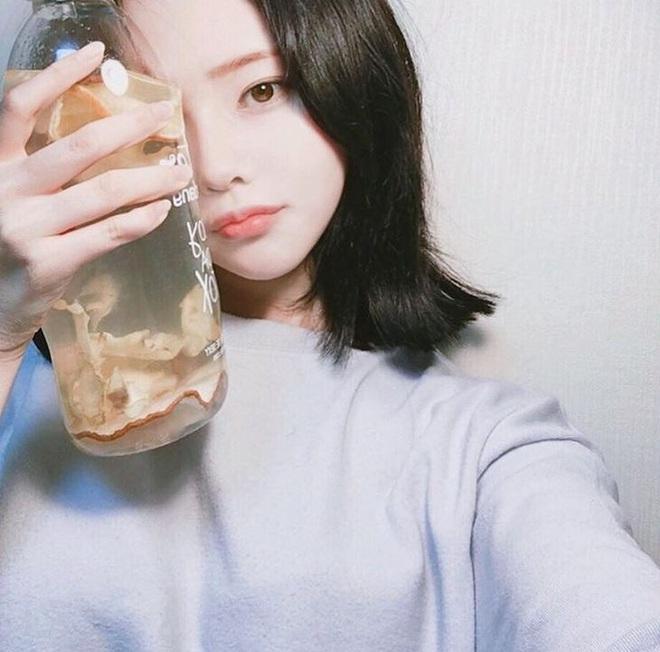 Da vừa trắng vừa sạch mụn với bí quyết detox dễ dàng từ con gái Hàn - Ảnh 1.