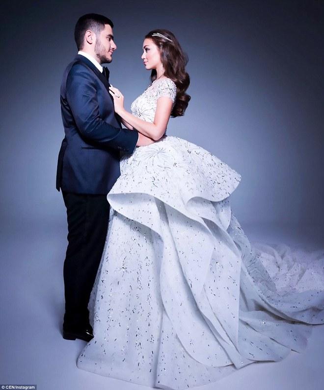 Đám cưới xa hoa của con trai ông trùm bất động sản Nga cùng cô dâu xinh đẹp như công chúa trong truyện cổ tích - ảnh 4