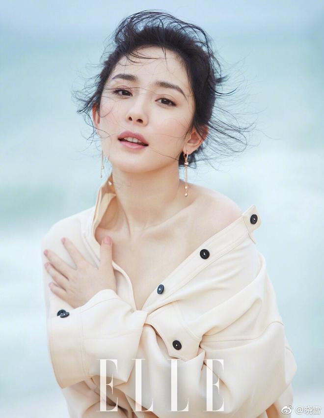 Dương Mịch khoe eo thon, lưng trần đẹp mê người trong loạt ảnh mới - Ảnh 7.