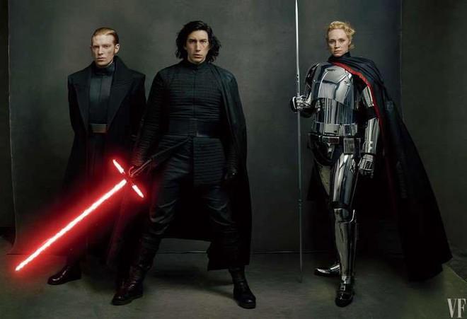 """Hé lộ vai diễn của Ngô Thanh Vân trong bom tấn """"Star Wars: The Last Jedi"""" - Ảnh 5."""