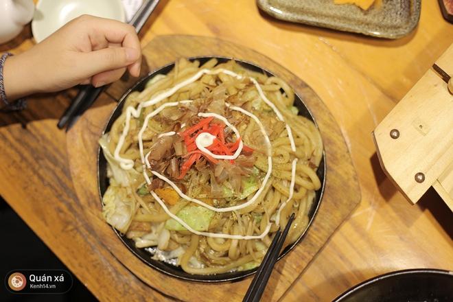 Rủ nhau thử ngay bát mì Nhật khổng lồ giá bình dân - Ảnh 4.