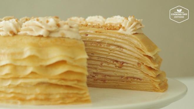 Cách làm bánh crepe bơ lạc ngon không thể chối từ - Ảnh 16.
