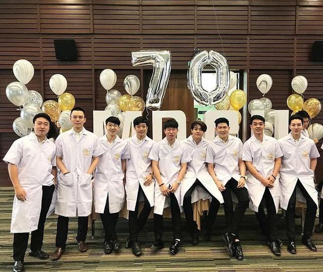 Dàn trai đẹp khiến các thiếu nữ phải xao xuyến trái tim của trường Đại học danh giá nhất Thái Lan - Ảnh 29.