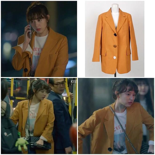 Kim Ji Won trong Đời Tôi Hạng Bét: Nhân viên bách hóa toàn diện đồ bình dân nhưng hứng lên cũng quất luôn bộ đồ 17 triệu đồng - Ảnh 9.